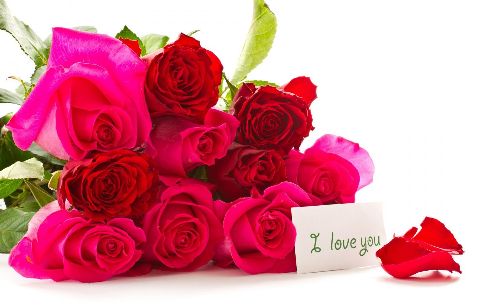 Поздравление с юбилеем с розами